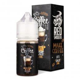 Жидкость COFEE-IN Latte 30мл SALT