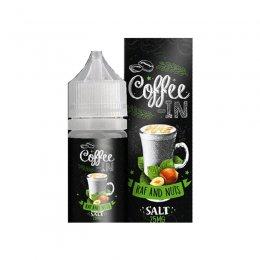 Жидкость COFEE-IN Raf & Nuts 30мл SALT