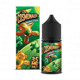 Жидкость Cosmonaut Salt Gravitation Gummy 30мл