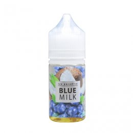 Жидкость Ice Paradise Salt Blue Milk 30 мл
