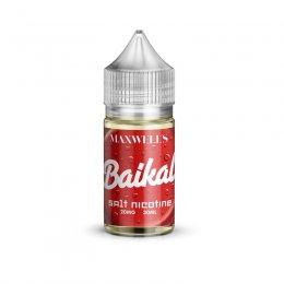 Жидкость Maxwell's Salt Baikal 30 мл