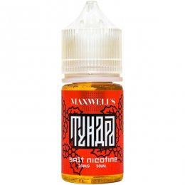 Жидкость Maxwell's Salt Tundra 30 мл