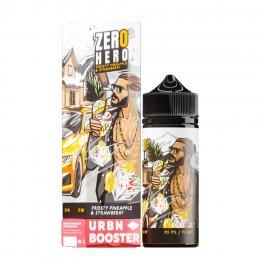 Жидкость ZERO HERO Frosty Pineapple & Strawberry 95 мл