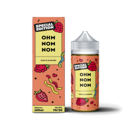 Жидкость Ohm Nom Nom Mom's Gummies 120 мл