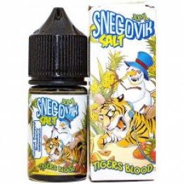 Жидкость Snegovik SALT 30мл Tigers Blood