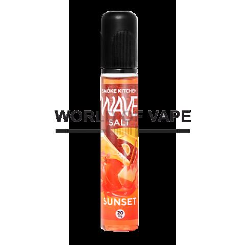 Жидкость  Smoke Kitchen Wave Salt Sunset 30мл