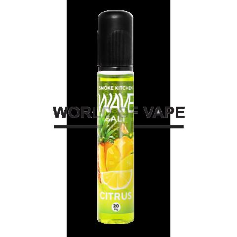 Жидкость  Smoke Kitchen Wave Salt Citrus 30мл