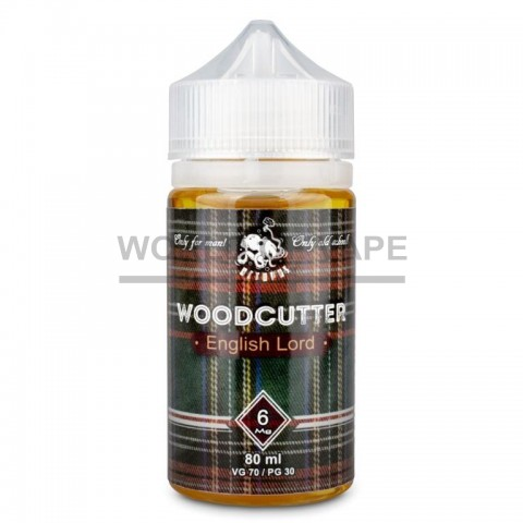 Жидкость Woodcutter English Lord 80 мл