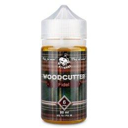 Жидкость Woodcutter Fidel 80 мл