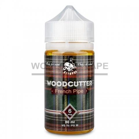 Жидкость Woodcutter French Pipe 80 мл