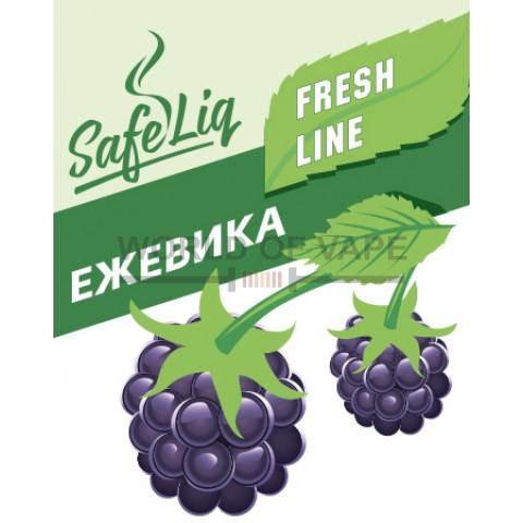 Жидкость SafeLiq 30 мл Ежевика