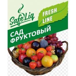 Жидкость SafeLiq 30 мл Фруктовый сад