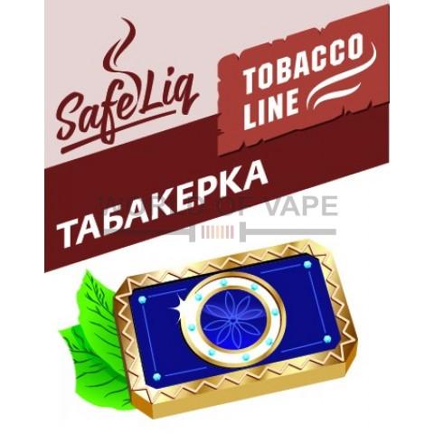 Жидкость SafeLiq 30 мл Табакерка