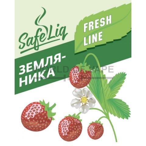 Жидкость SafeLiq 30 мл Земляника