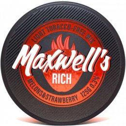Табак для кальяна Maxwell's Rich