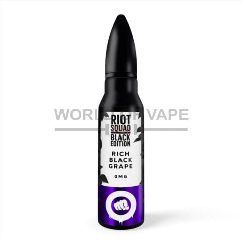 Жидкость Riot Squad Rich Black Grape 60 мл