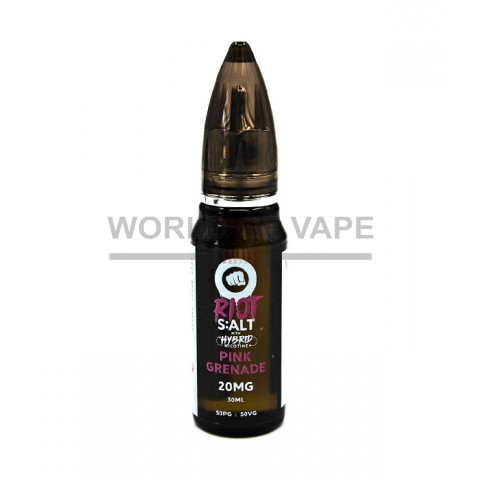 Жидкость Riot Salt  Pink Grenade 30мл