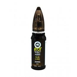 Жидкость Riot Salt  Sub-Lime 30мл