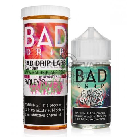 Жидкость Bad Drip 60 мл Farley's Gnarly Sauce