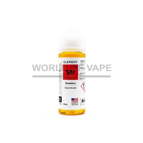 Жидкость Element - Strawberry 120 мл