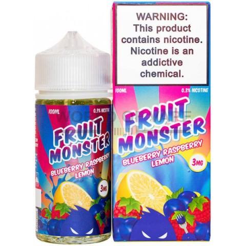 Жидкость Fruit Monster Blueberry Raspberry Lemon 100 мл