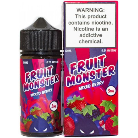 Жидкость Fruit Monster Mixed Berry 100 мл