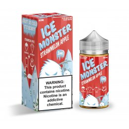 Жидкость Ice Monster 100 мл StrawMelon Apple