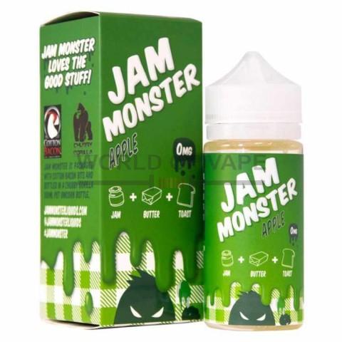 Жидкость Jam Monster 100 мл Apple