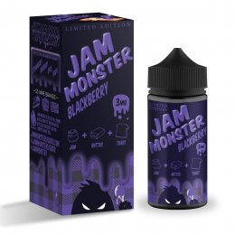 Жидкость Jam Monster 100 мл Blackberry