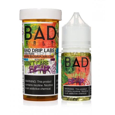 Жидкость Bad Drip SALT Don't Care Bear 30мл
