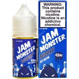 Жидкость Jam Monster Salt 30 мл Blueberry