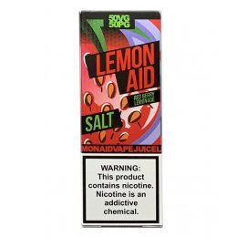 Жидкость Lemon Aid SALT Red Berry 30мл
